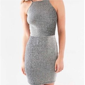 Oh My Love London- Urban Outfitters Shimmery Dress
